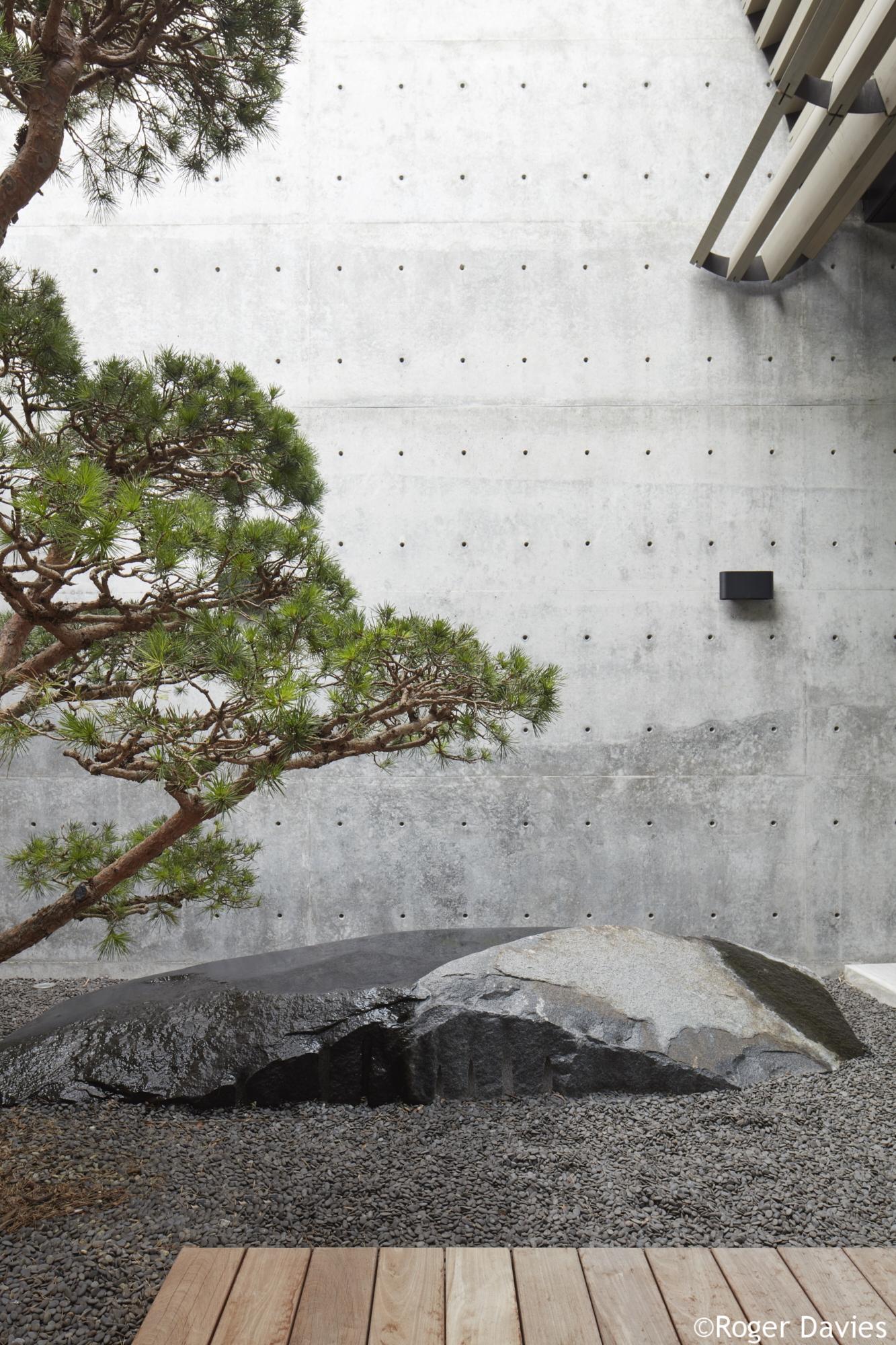 Granite, 11' long