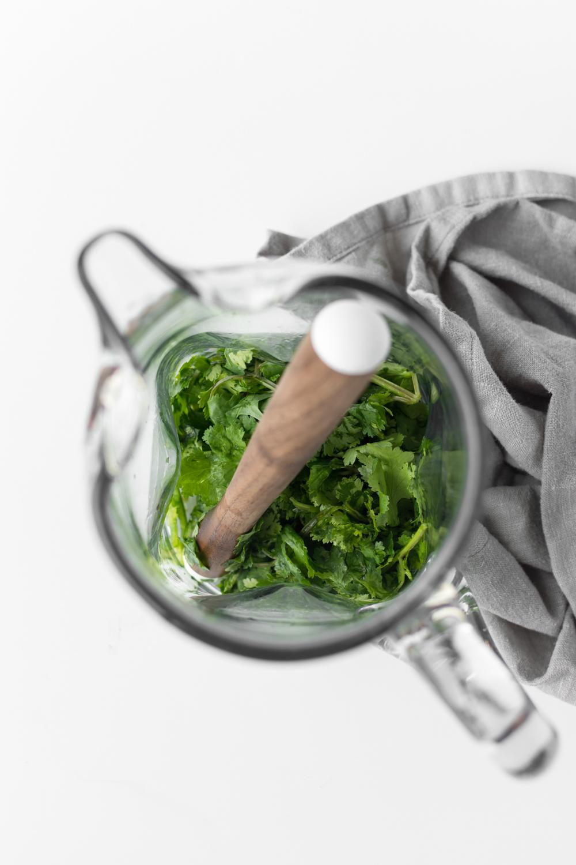 muddling cilantro.jpg