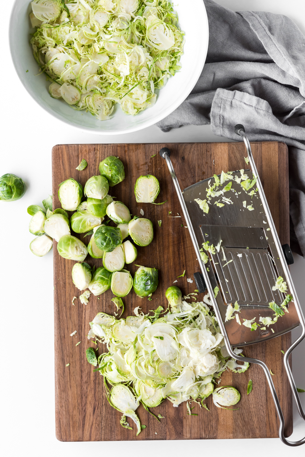 thinly shaved brussels sprouts.jpg