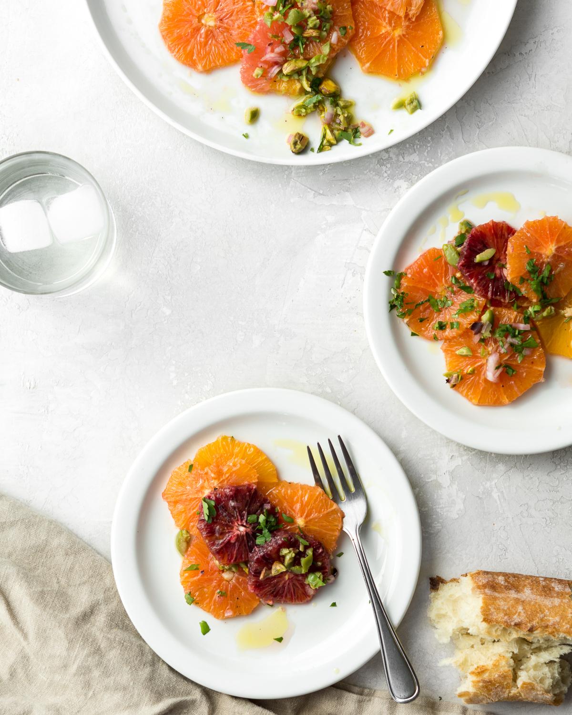 sicilian citrus salad