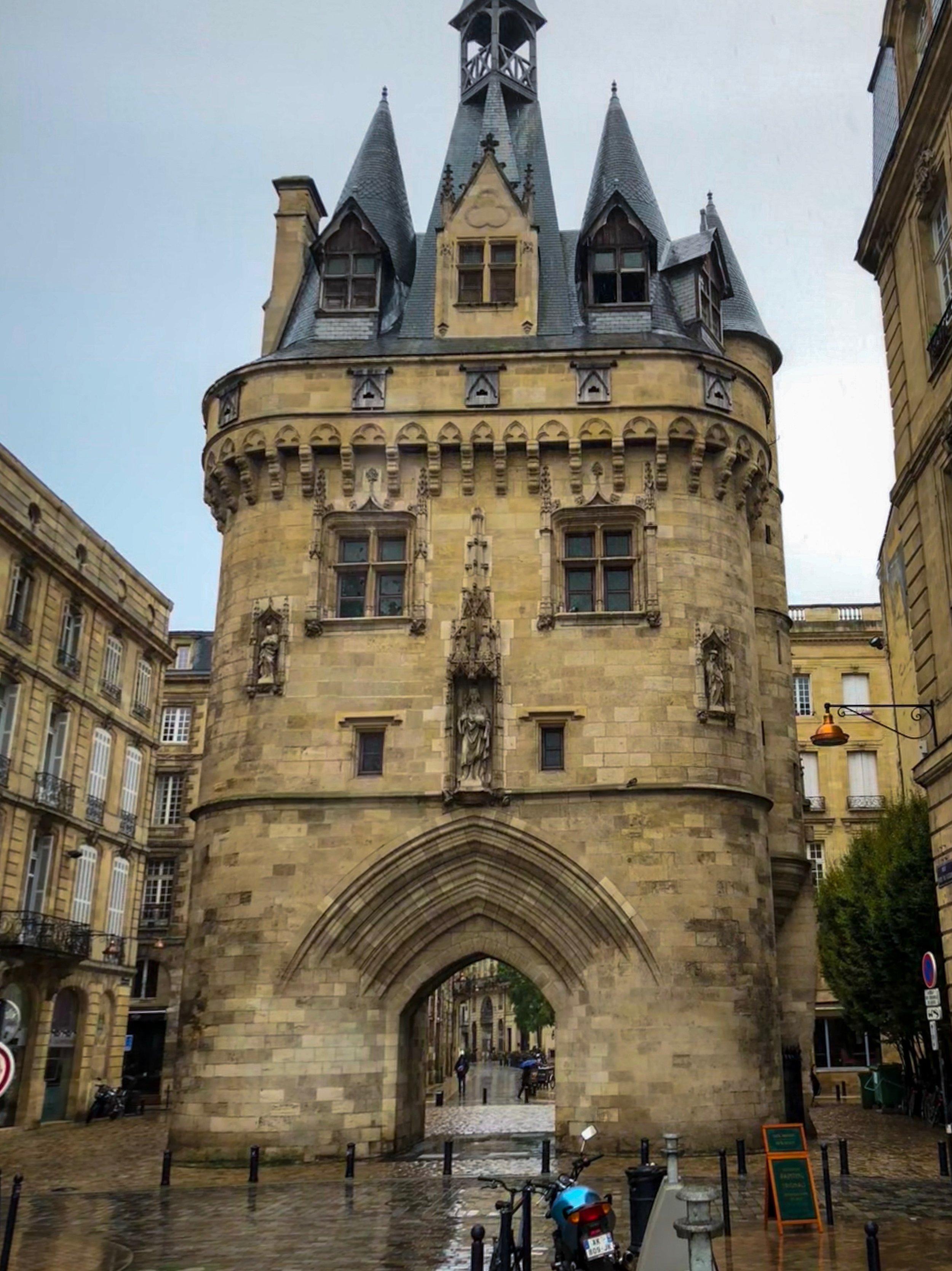 The Porte Cailhau