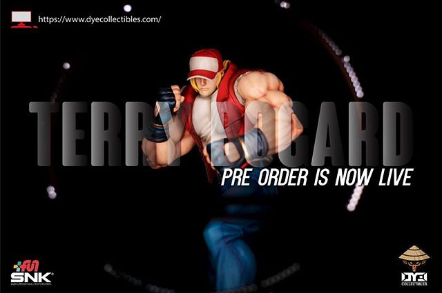 📸Lights, Camera, Action! Terry Bogard 🔥Pre Order is Live!🔥. Check out our webpage  and sign up for our websites e-newsletter to receive a 🔥$50🔥 promo code via email.🔥 https://www.dyecollectibles.com/products/ 🔥 follow us on Facebook @ http://bit.ly/dyecollectiblesfacebook #dye_collectibles #retrogamingcommunity #neogeo #terrybogard #statuecollectibles #statuecollection #xboxone #videogames #videogame #videogamer #kingoffighters #ioriyagami #ps3 #snk #xbox #sideshowcollectibles  #popculture #arcade #arcadegames #fatalfury #xboxone #capcomvssnk #marvelvscapcom #streetfighter #lonewolf #geesehoward #markofthewolves #snkasia #dyecollectibles #xm @wifightit photography