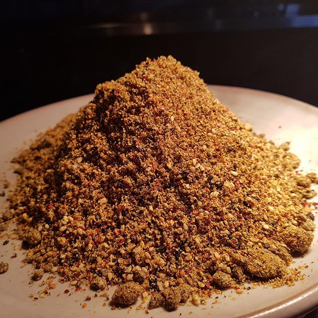 Shichimi tōgarashi  #housemade #spice mix