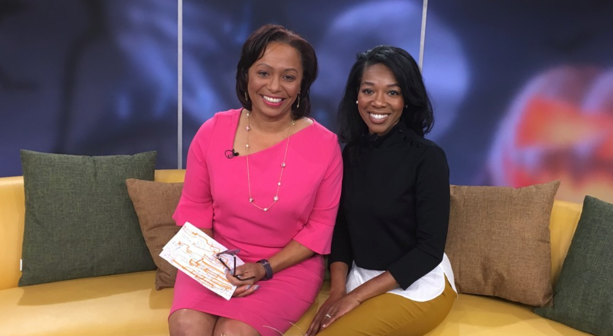 Good Morning Washington - Dr. Hodge discusses the Science of Fear for Halloween on Good Morning Washington