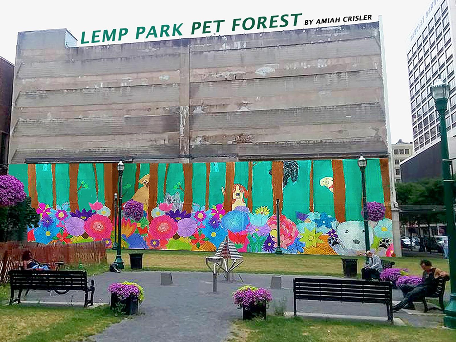"""""""Lemp Park Pet Forest"""""""