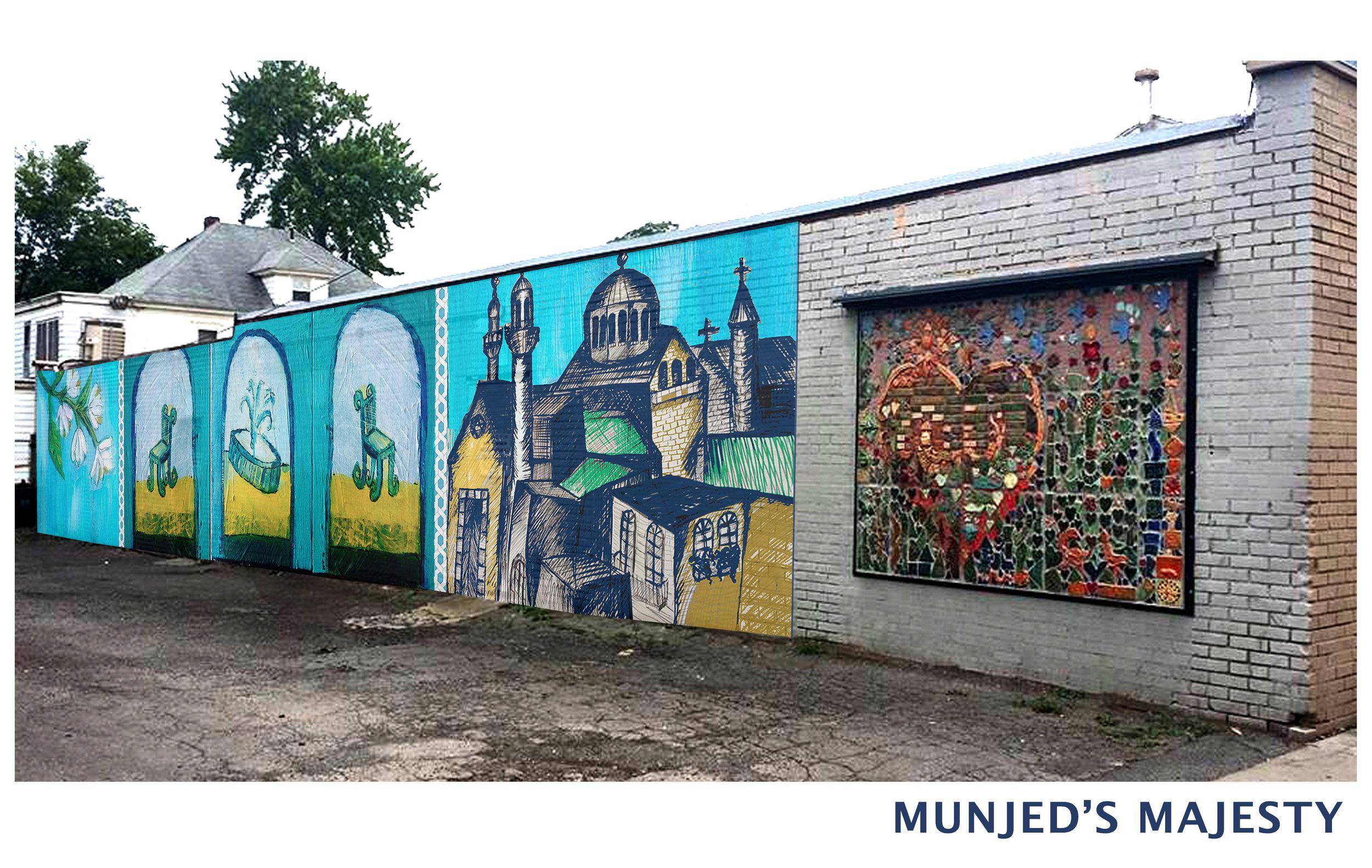 """""""Munjed's Majesty""""*"""
