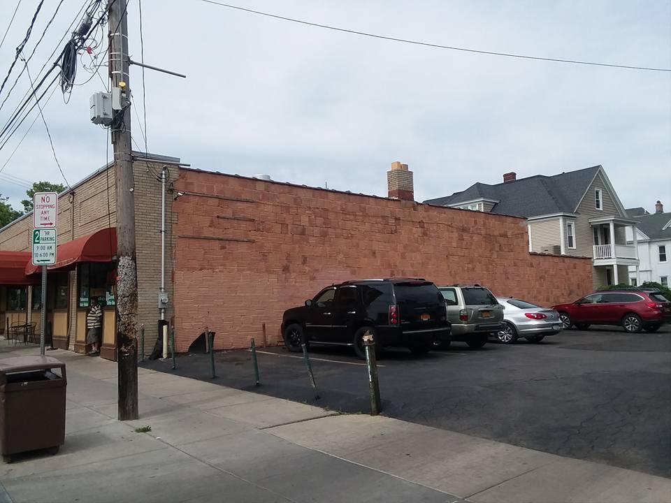Westcott Walls