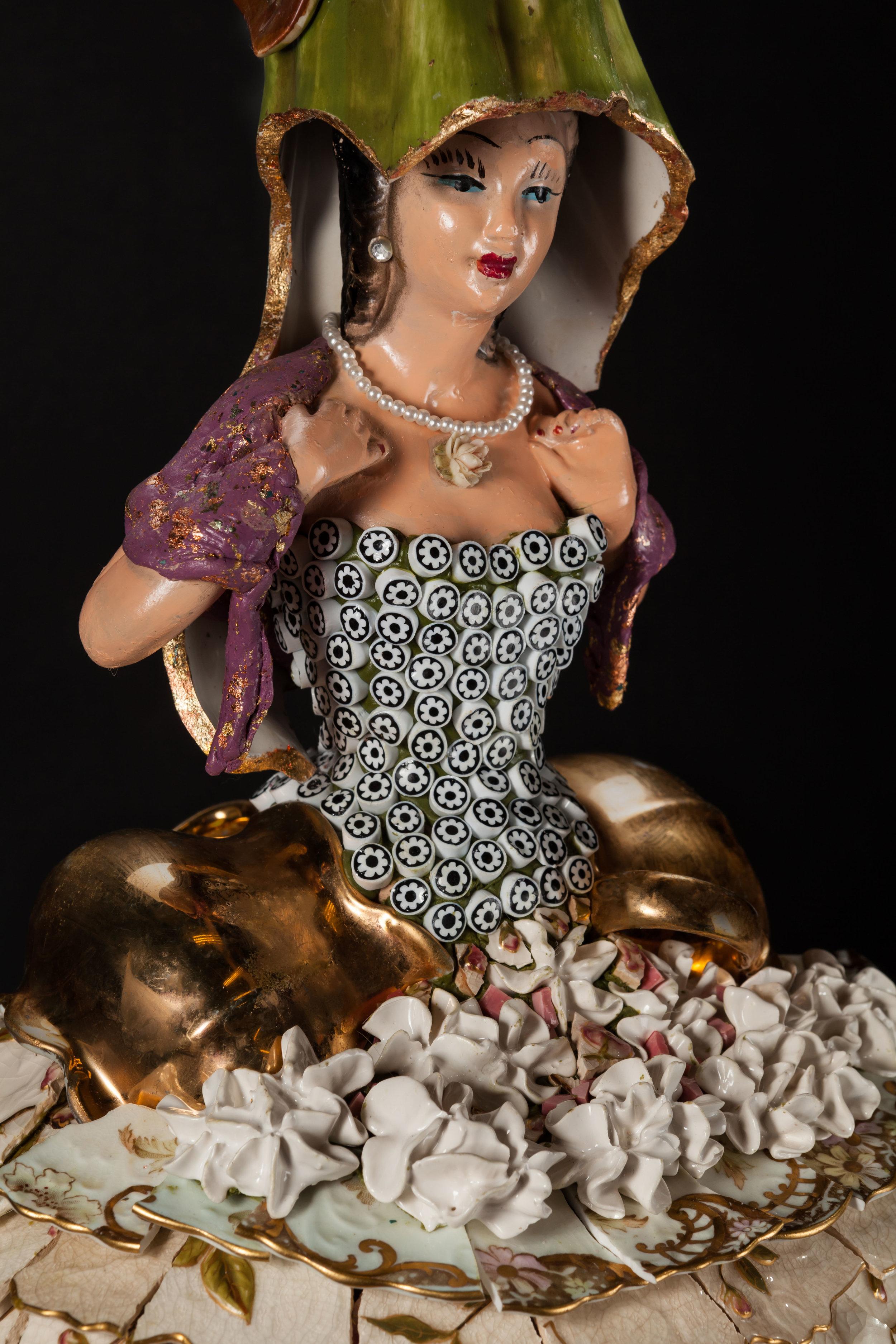 China doll (detail)