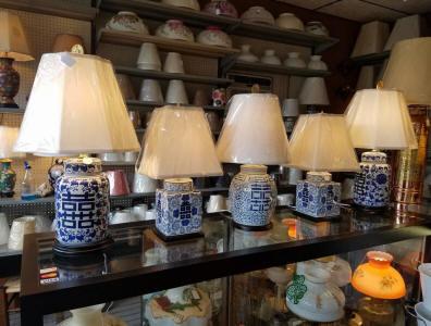 CUSTOM LAMPS -