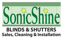 Sonic Shine - Blind, Shades & Shutter Cleaning