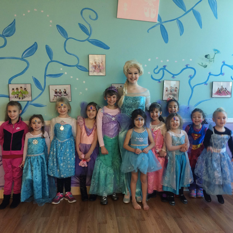Summer Princess Dance Camp in Locust Grove.