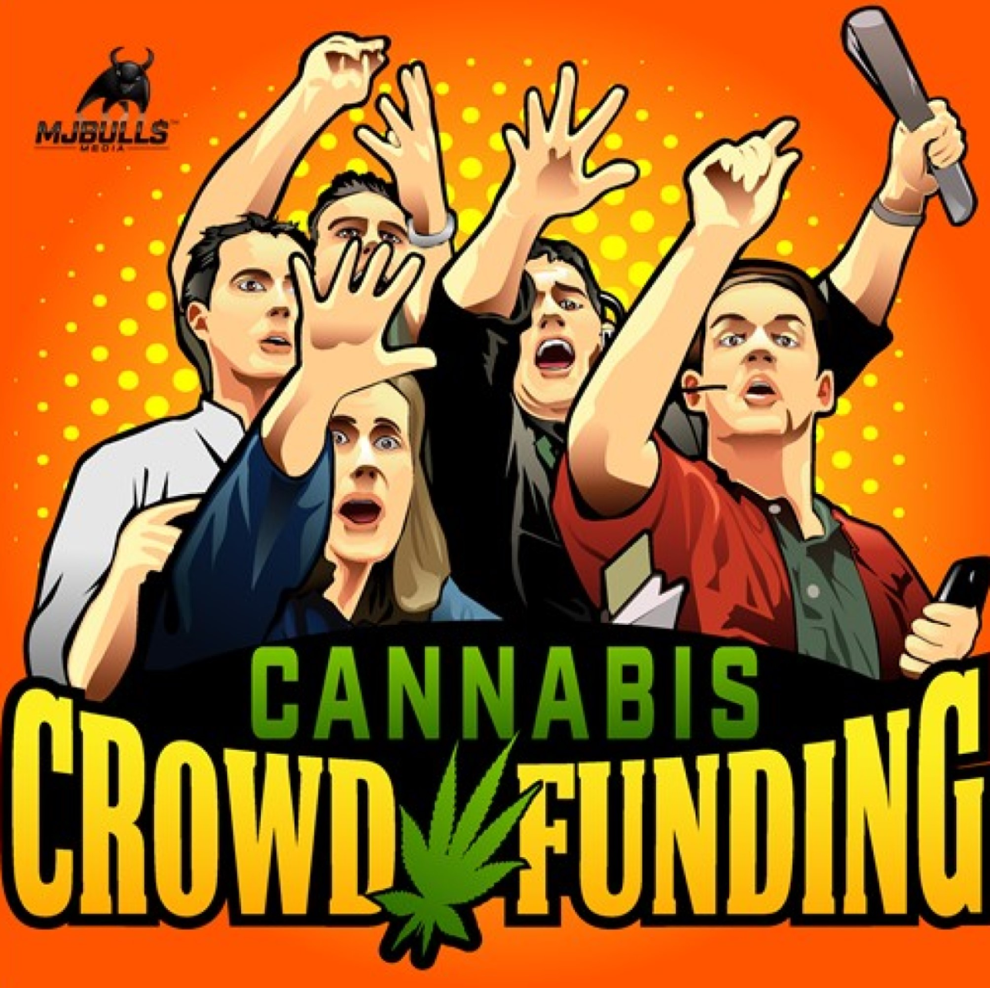 cannabis crowdfunding artwork with black bull square.jpg
