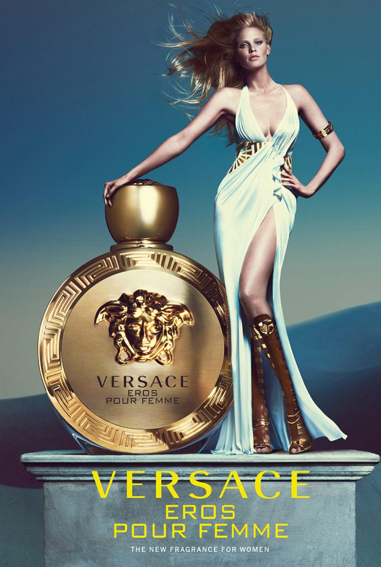 Versace Fragrance, Spring 2015