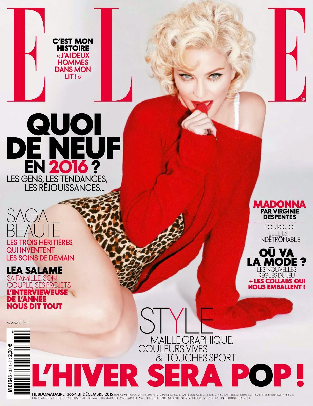 Madonna, Rebel Heart