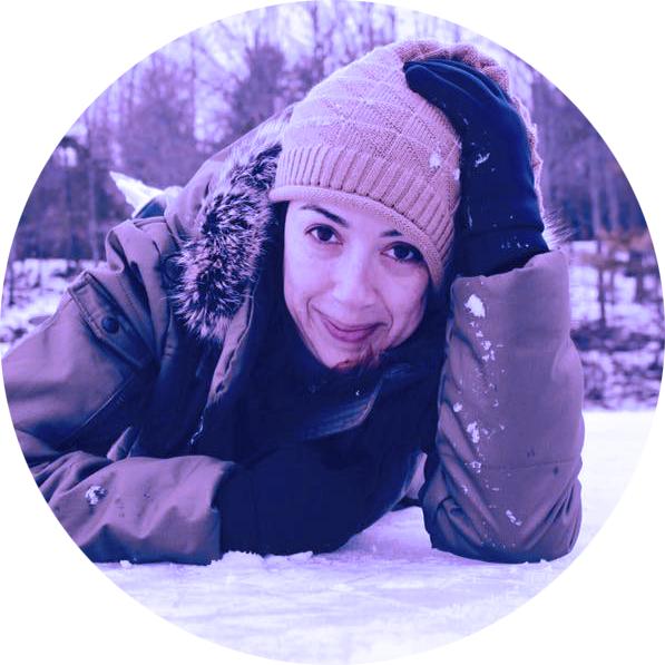 gabriela hoover - jornalista, escritora, empreendedora e nossa embaixadora em terras americanas. ela pode ser a sua também.