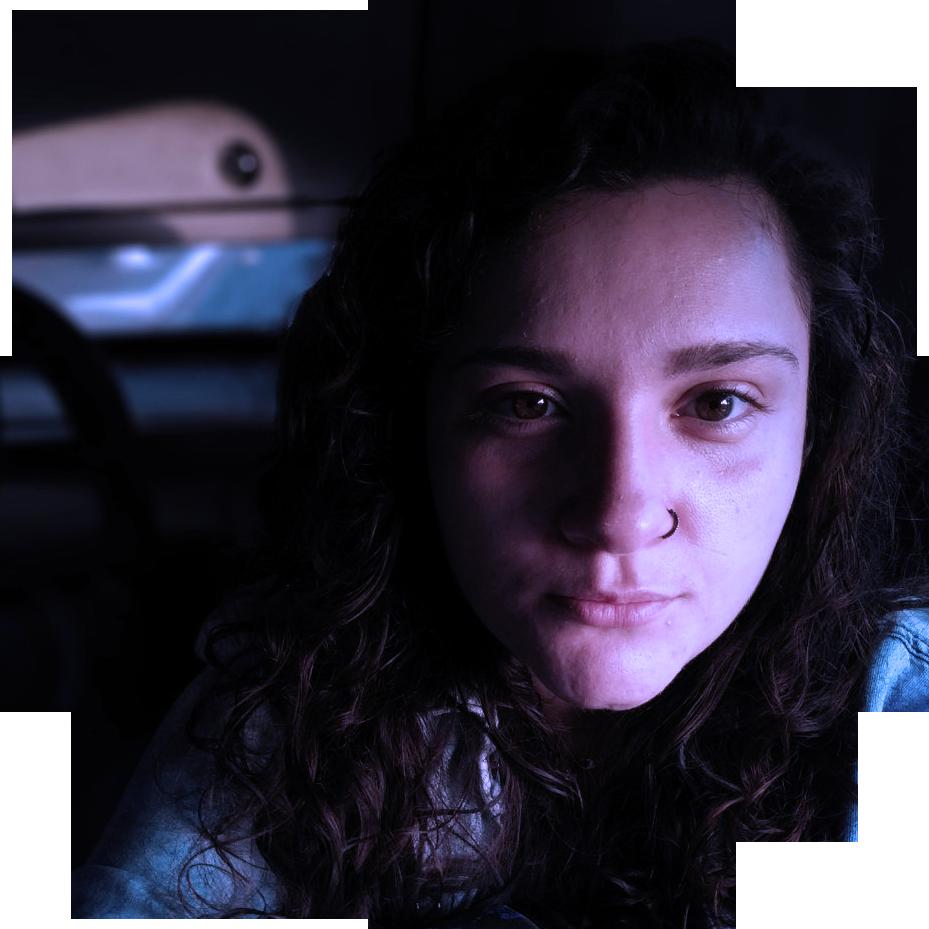 ana lèmon - roteirista do wmncast, documentarista, jornalista e contadora de qualquer boa história. ela pode ser a sua também.