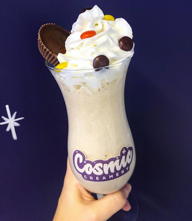 It's Friday night & we have spiked milkshakes. Need we say more?😛