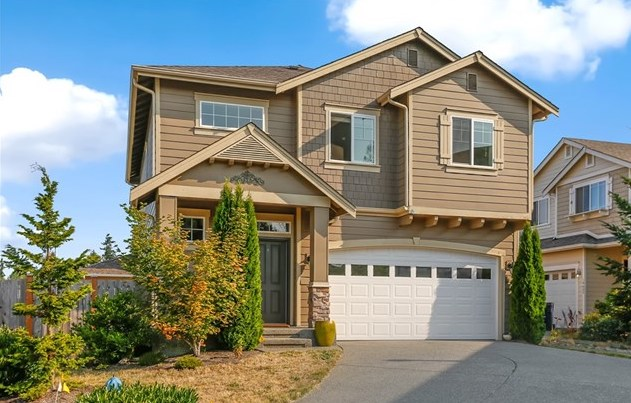 Listing SOLD | $520,000 | Bothell, WA