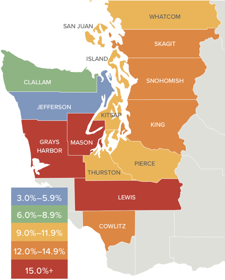 Western Washington Matthew Gardner Real Estate Market Update Q2 July 2018 Gina Madeya Home Prices
