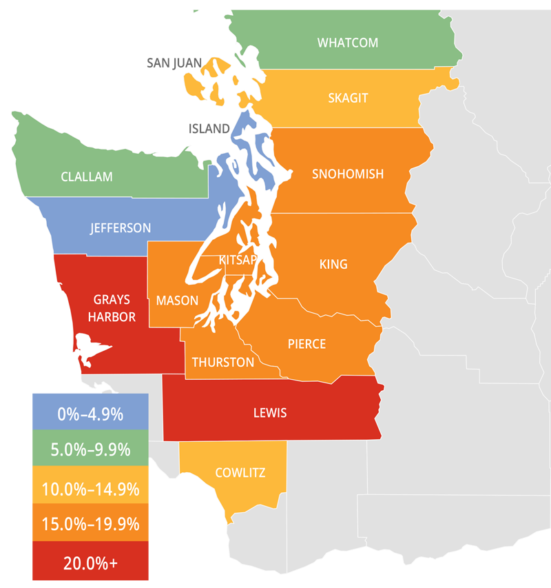 Western Washington Matthew Gardner Real Estate Market Update Q1 April 2018 Home Prices.png