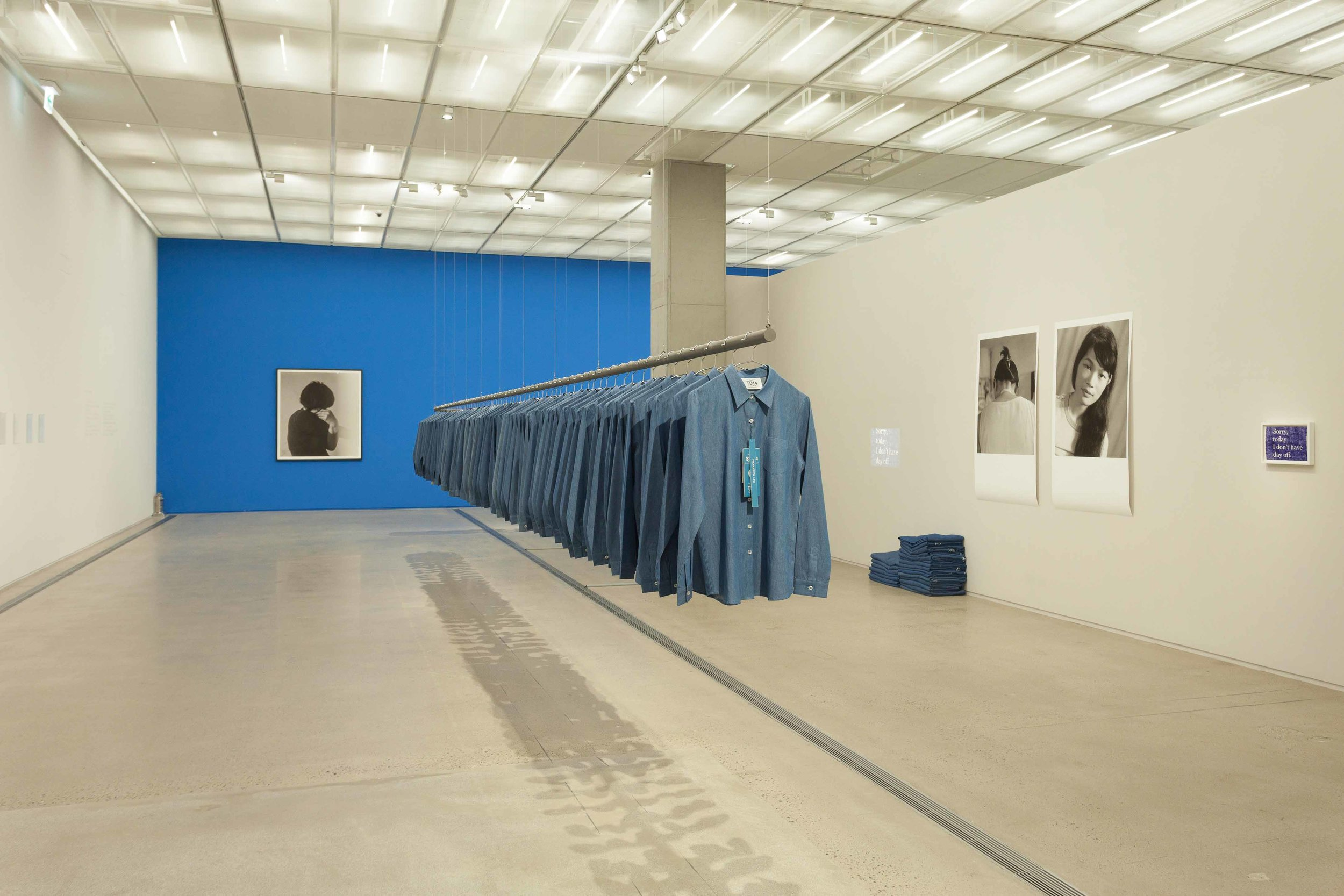 Huang Po-Chih, 'Production Line', 2014-2018, installation view. Image courtesy of National Museum of Modern and Contemporary Art, Korea.