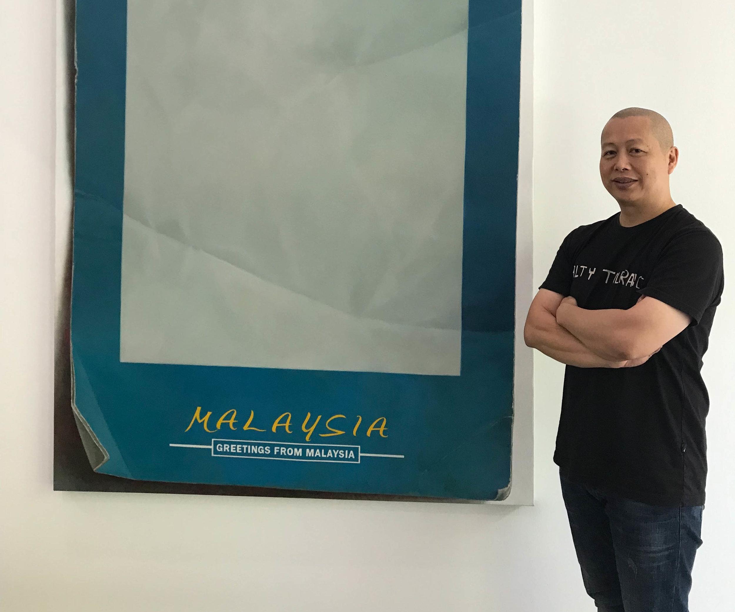 Joshua Lim. Image courtesy of A+ Works of Art.