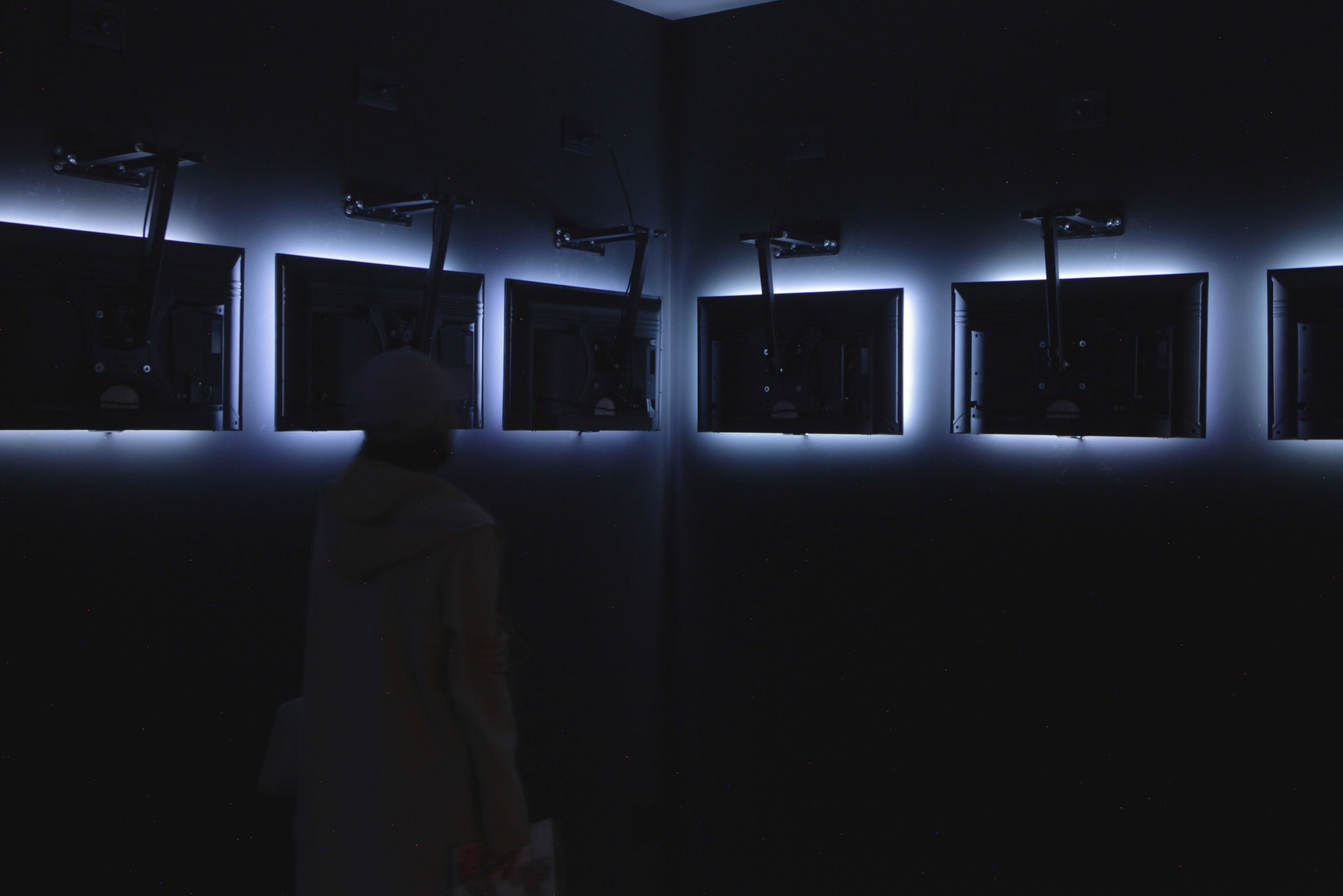 Ivan Lam, 'One Inch', 2019, multimedia installation, dimensions variable. Image courtesy of the artist.