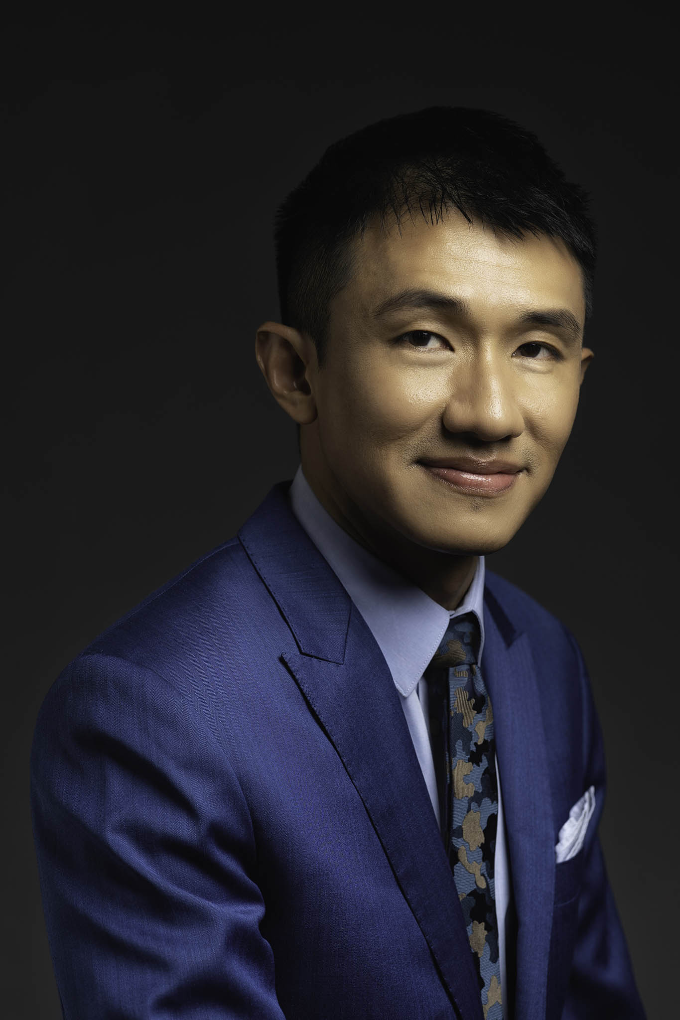 Wang Zineng. Photo by Zakaria Zainal.