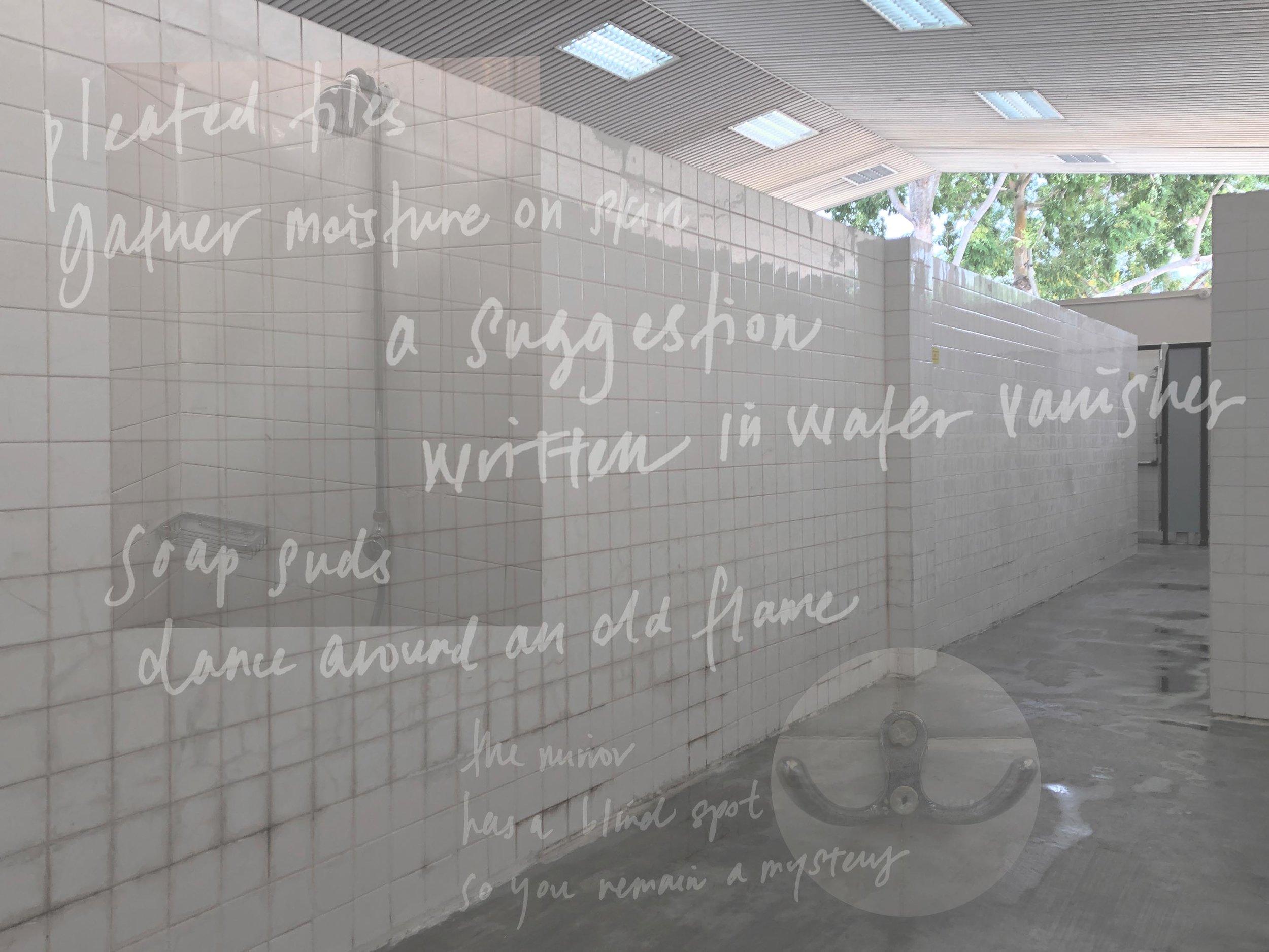 'Linger', a collaborative work by Samantha Yap and Khairullah Rahim. Image courtesy of Samantha Yap.