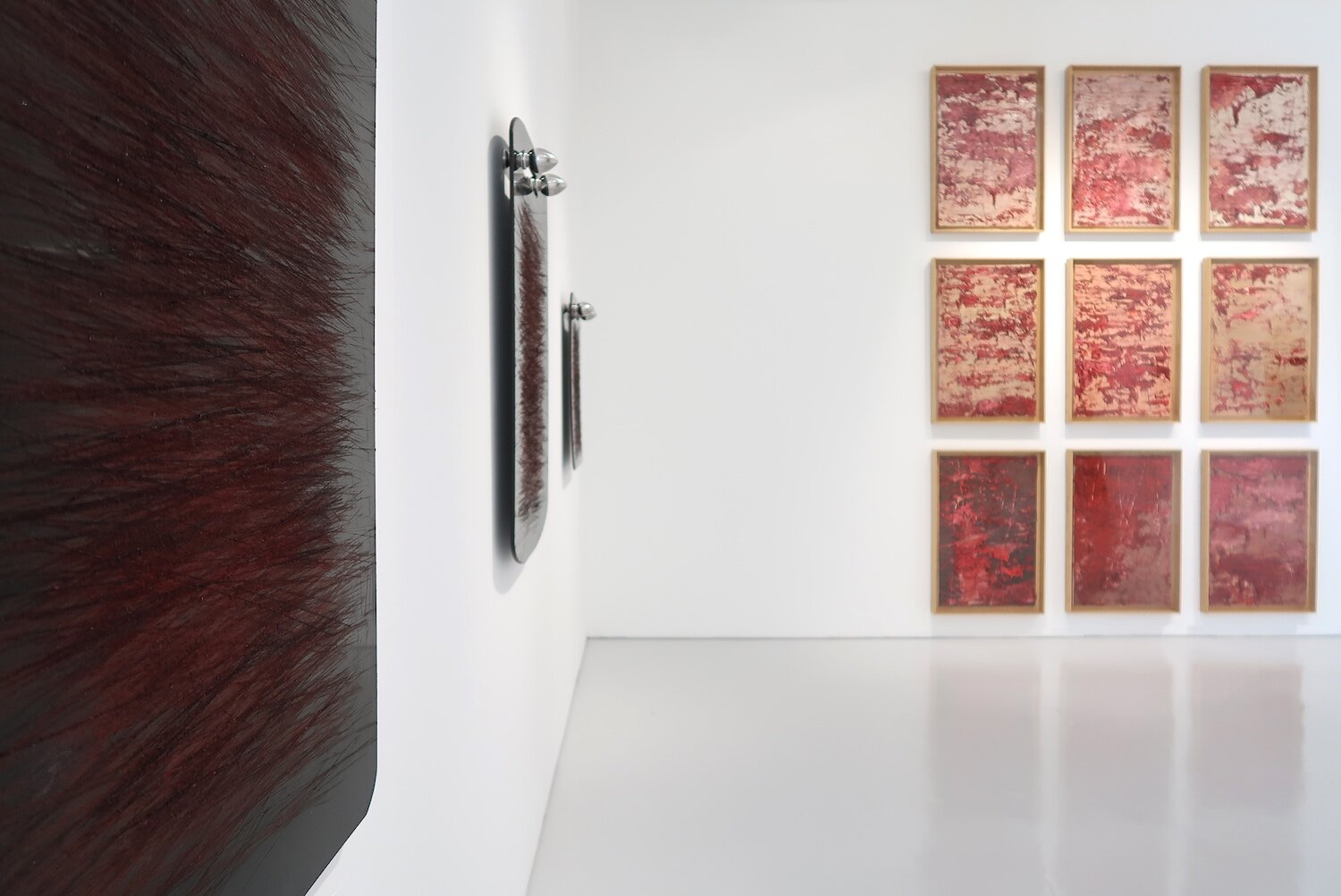 Yeoh Choo Kuan, 'Today's Special', 2020, exhibition installation shot at RKFA. Image courtesy of RKFA.