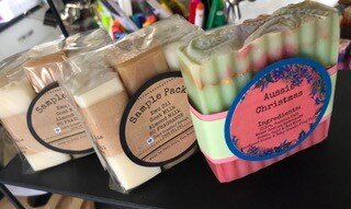 Jenny's Cre8tif Design   Come and See Jenny and get 3 soaps for $15.00