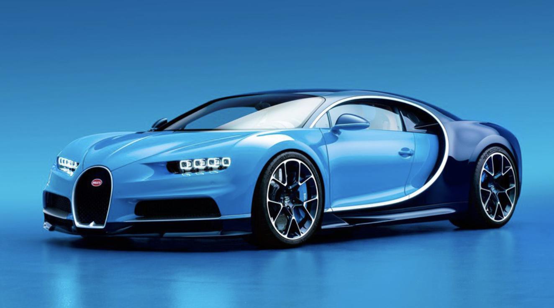 Bugatti Chiron, izvor: Bugatti