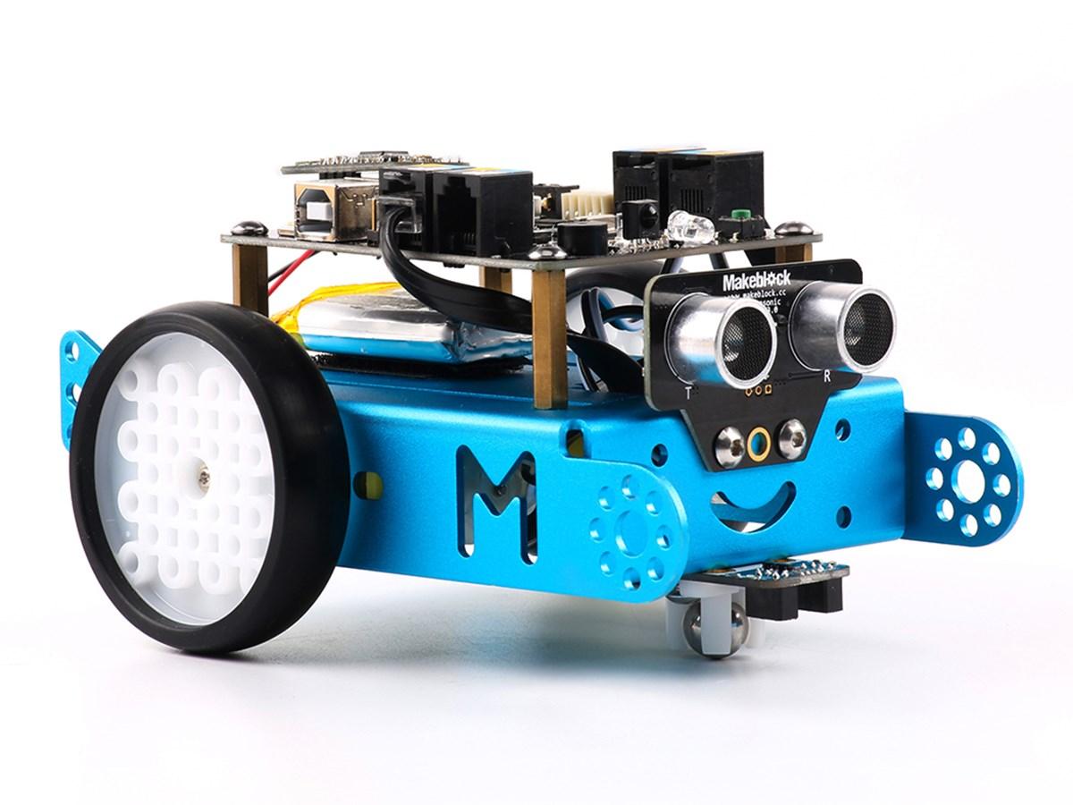 Makeblock mBot robot, izvor: klingereducational.com