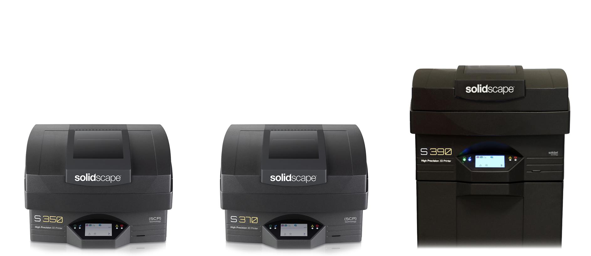 Solidscape S300 serija profesionalnih 3D pisača za draguljare, izvor: Solidscape