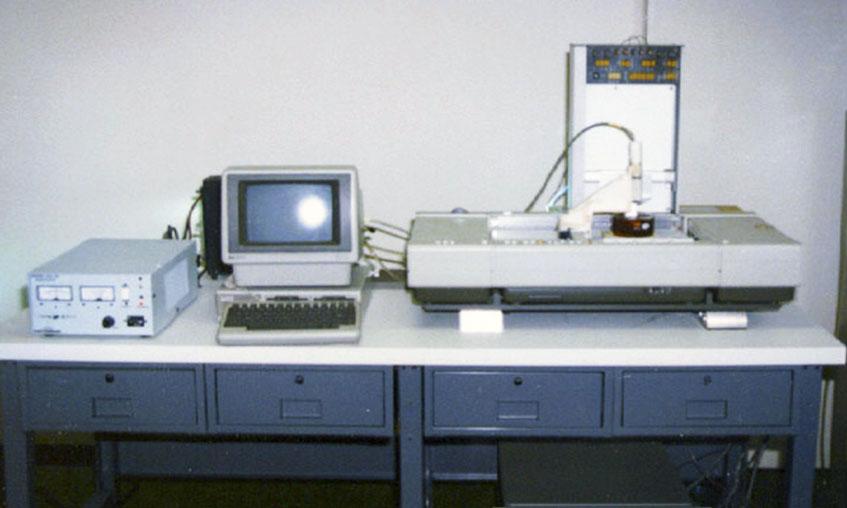 Charles (Chuck) Hullov Stereolitography Apparatus, izvor: Sculpteo