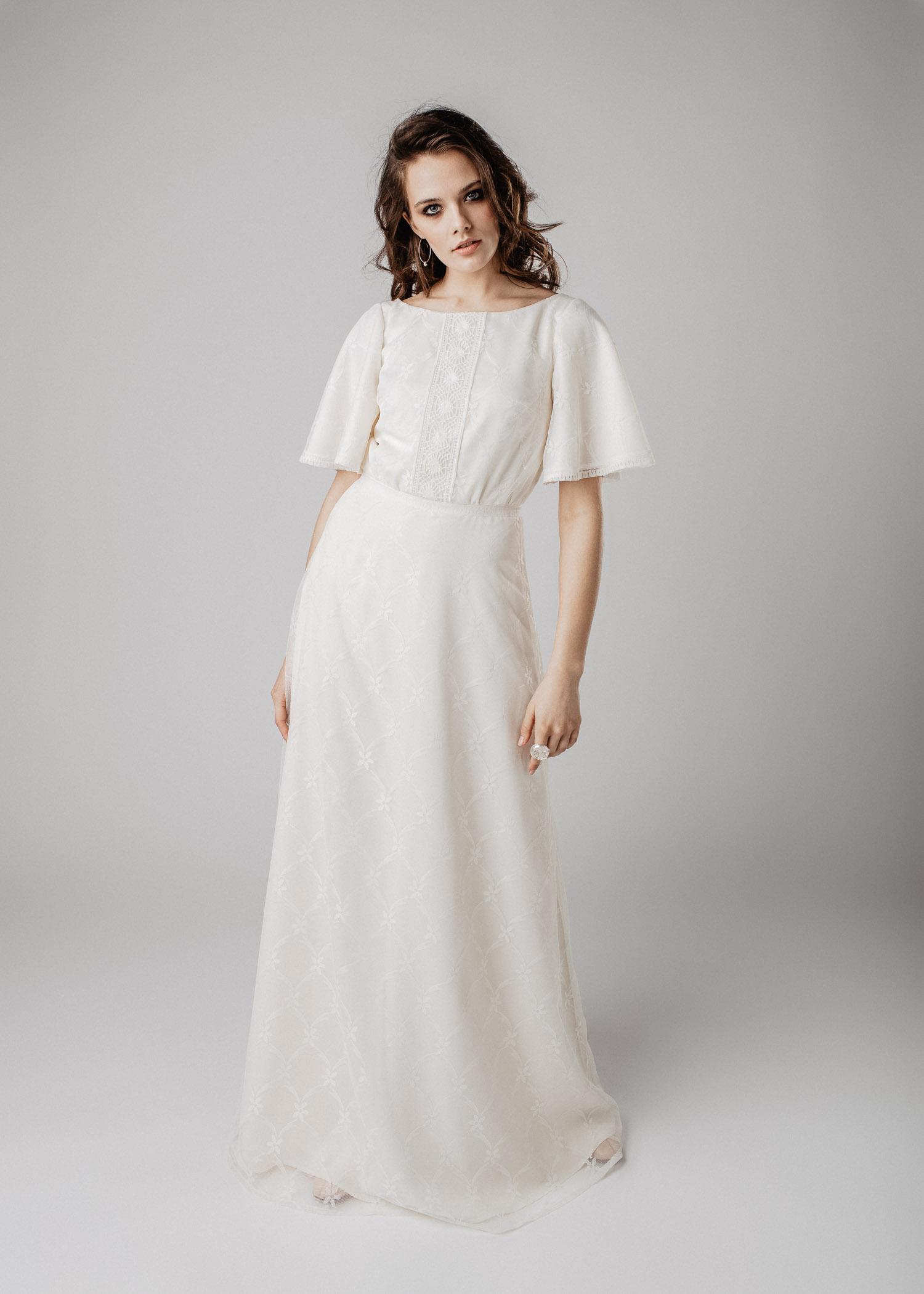 MADRID wedding gown