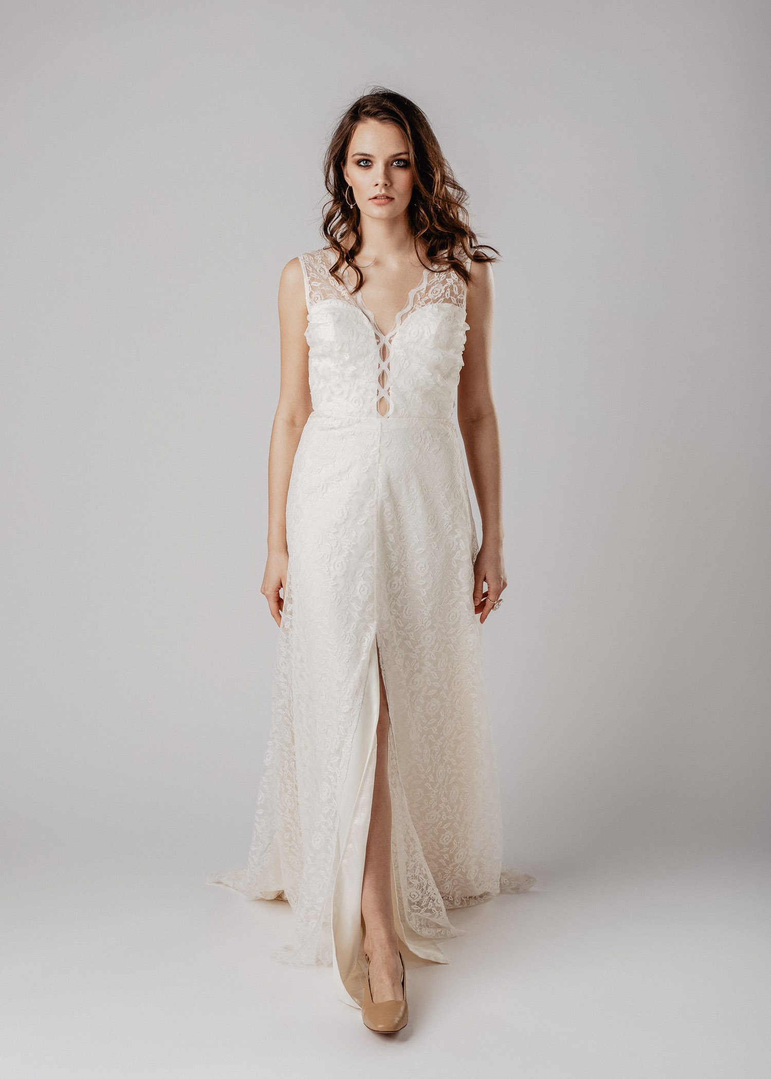 ROME wedding gown