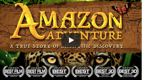 Amazon Adventure - Official Trailer