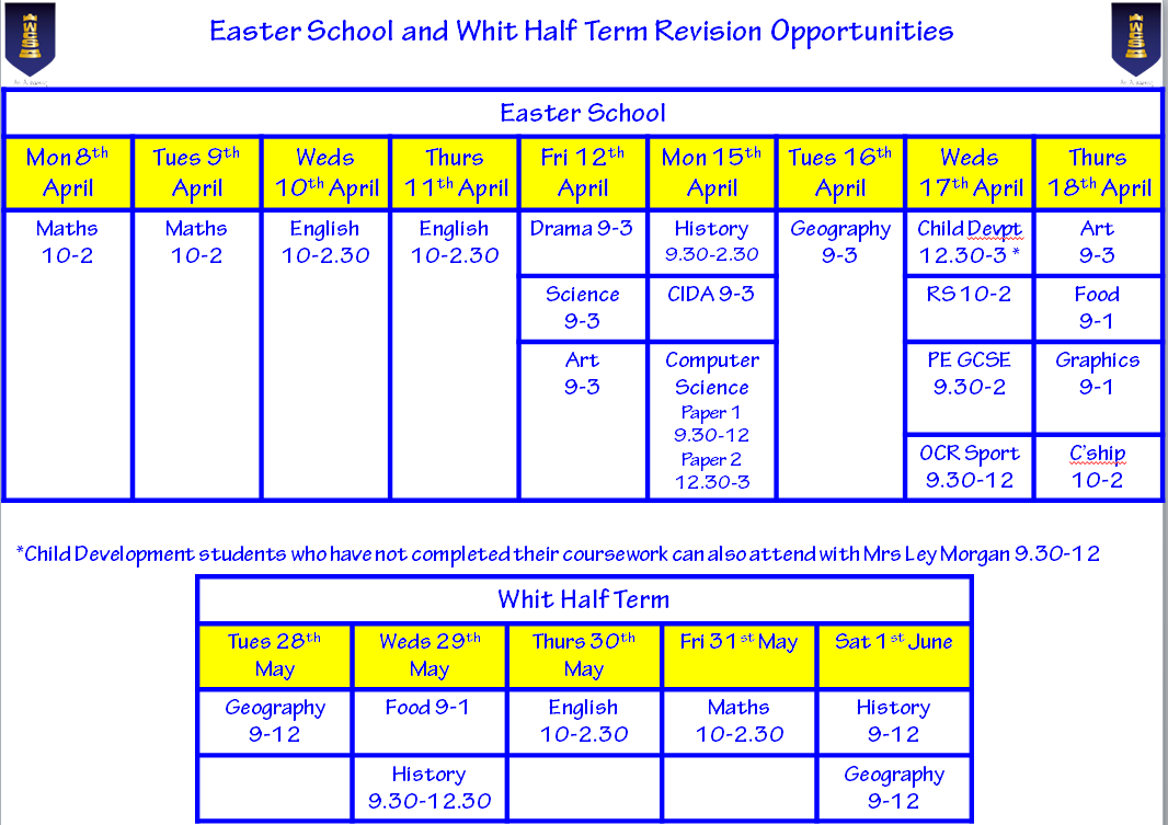 Easter School Revision Days.png