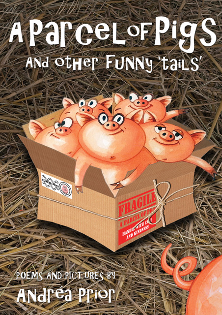 A Parcel of Pigs - Learn new rhymes and get tongue-tied in this engaging selection of children's rhymes for children of 5 – 9 years.With colourful illustrations by the author, the rhymes are great to read aloud as well as being a fun and engaging way to help children with their reading skills.