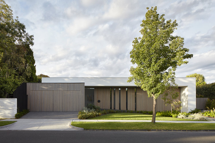 Pictured: Balwyn Residence by Workroom & Agushi.