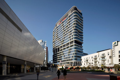 Pictured: Medibank Place by HASSELL.