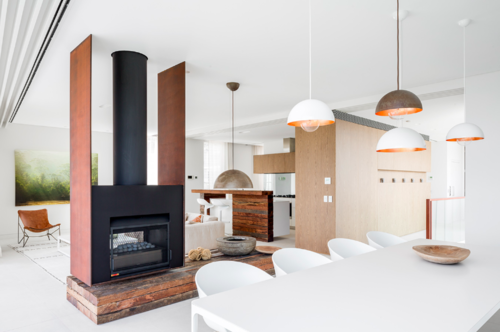 Pictured: Spring Cove show home by TRP Agency.