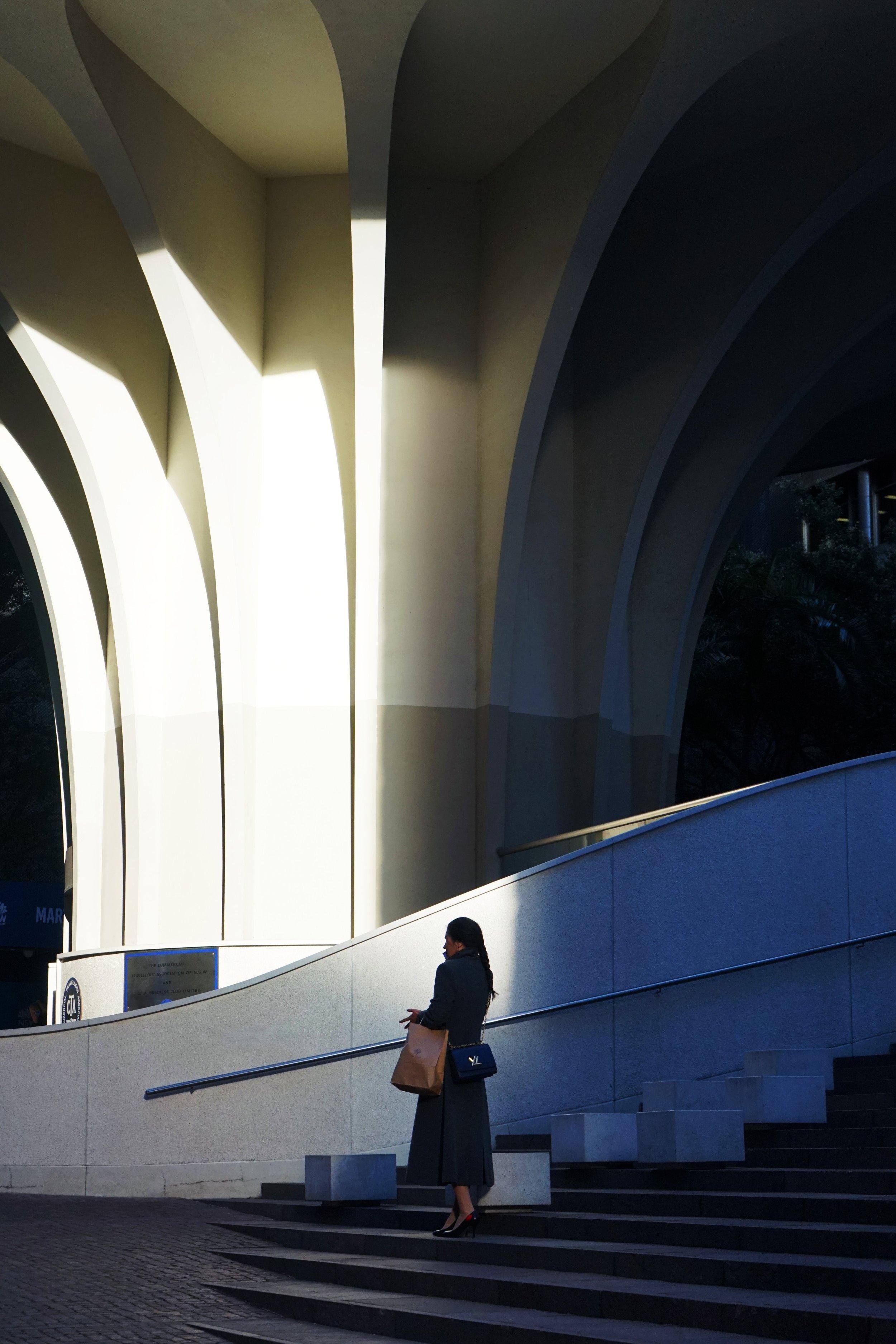 MLC Centre, Sydney, designed by Harry Seidler Associates. Photo by Rose Lamond.