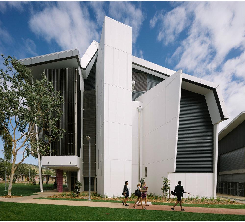AITHM at James Cook University byJackson Architecture.