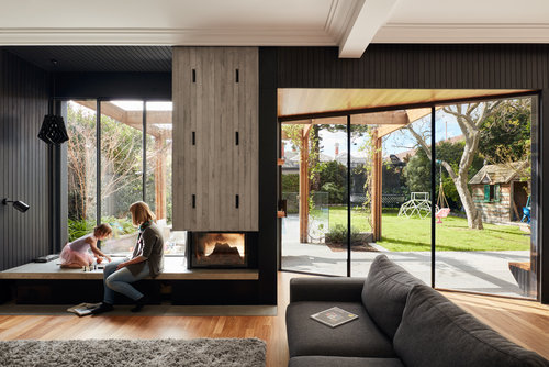 Pictured: Mason Street by Architecture Architecture.