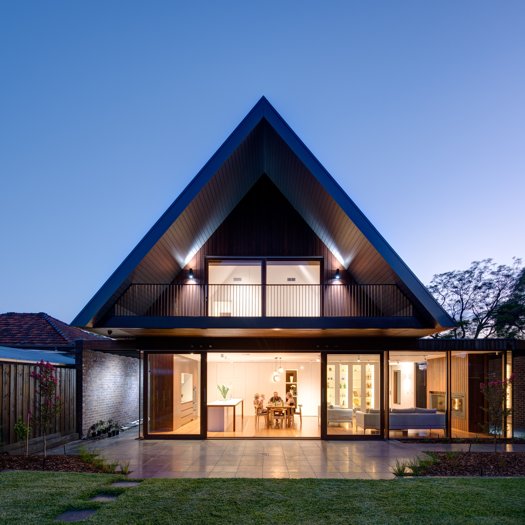 Ford Street House by Chaulk.