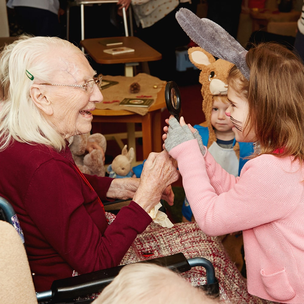 Celebrations - We also have regular parties and celebrations where our cooks put on a spread and we invite all relatives, friends and families and of course, the teams family too! These are wonderful occasions with all generations coming together within the home to have some fun!