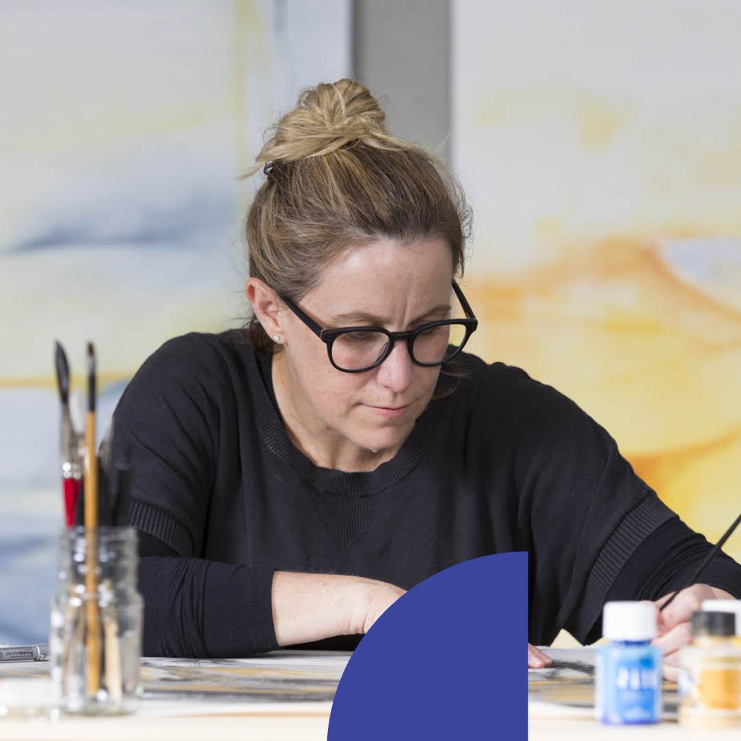 Kylie Fogarty, Artist