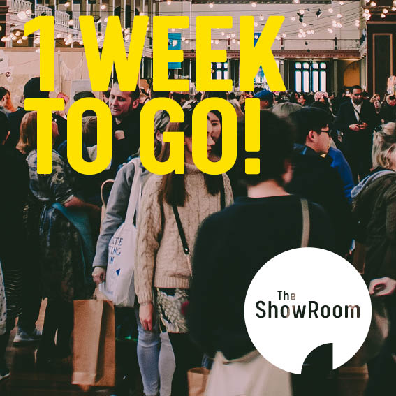 The ShowRoom, 2&3 March 2019, EPIC